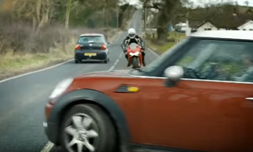 Drivers, Your 7 Point Guide to Reducing Your Crash Risk around Motorcyclists